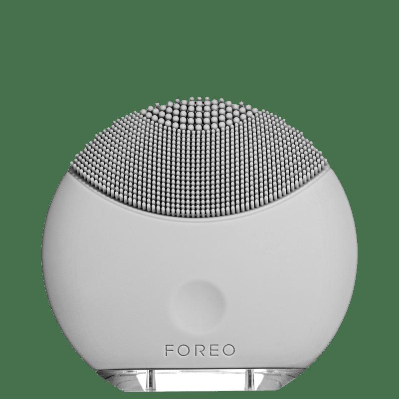 FOREO Luna Mini Cool Gray - Escova de Limpeza Facial
