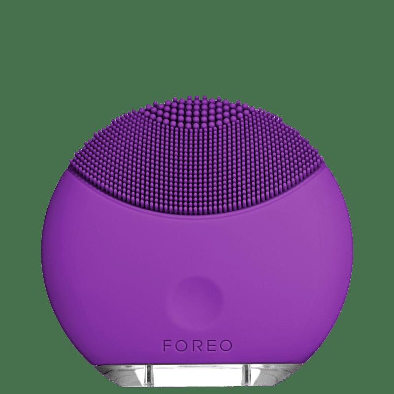 FOREO Luna Mini Purple - Escova de Limpeza Facial