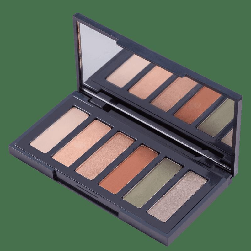Tracta Brilho Natural - Paleta de Sombras 9g
