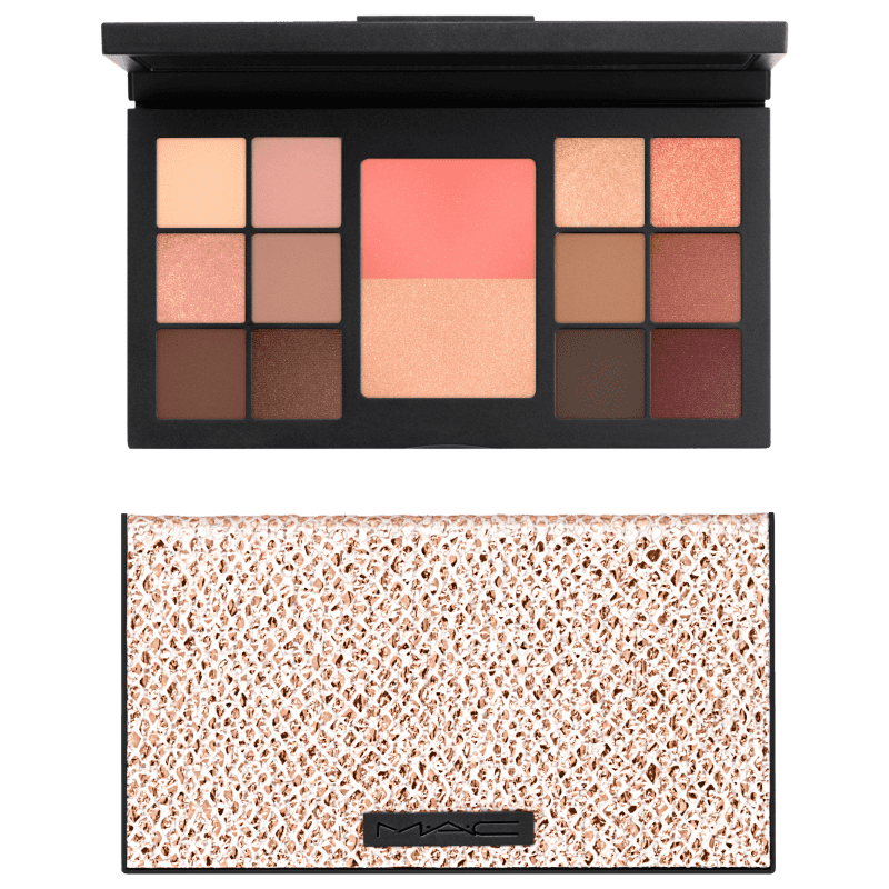 M·A·C Up Close & Personal Warm Palette Eye & Face - Paleta de Maquiagem 177g
