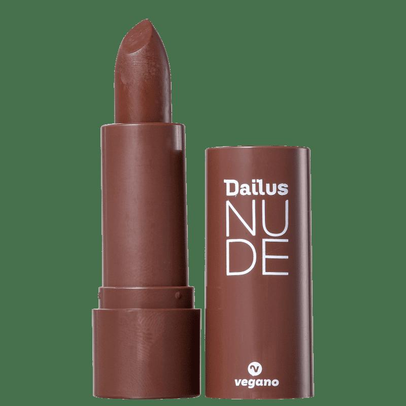 Dailus Nude 20 Resisto, Logo Existo - Batom 3,5g