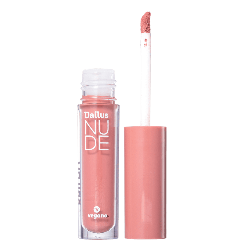 Dailus Nude 09 Nasci Pronta - Batom Líquido 4ml