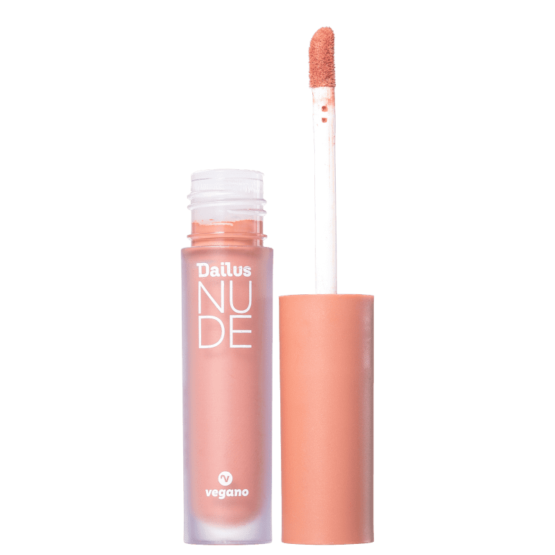 Dailus Nude Matte 11 Bem Resolvida - Batom Líquido 4ml