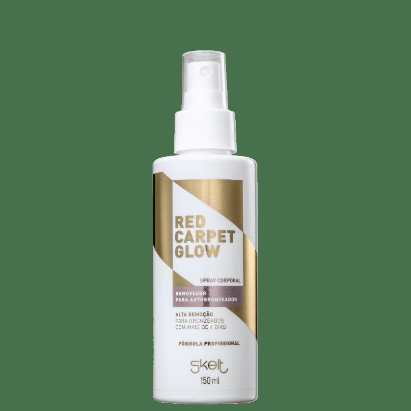 Skelt Cosmetics Red Carpet Glow - Removedor para Autobronzeador 150ml