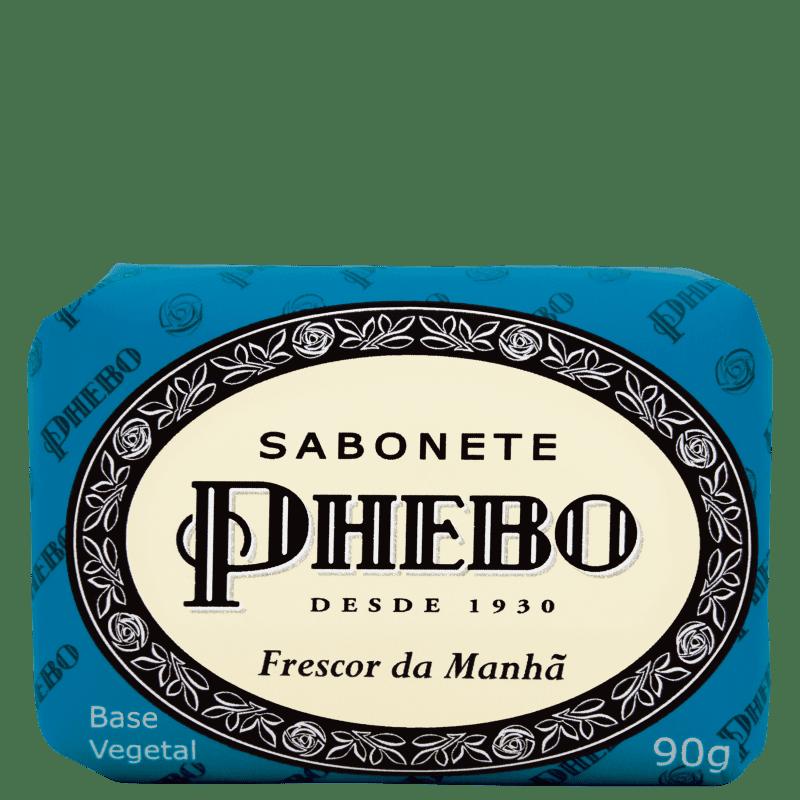 Phebo Frescor da Manhã - Sabonete em Barra 90g
