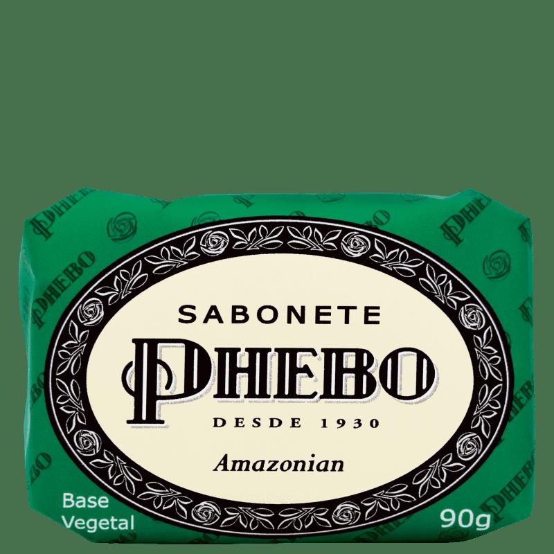 Phebo Amazonian - Sabonete em Barra 90g