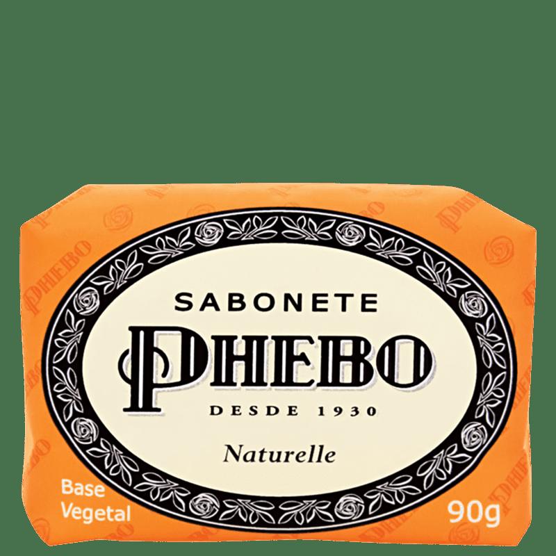 Phebo Naturelle - Sabonete em Barra 90g