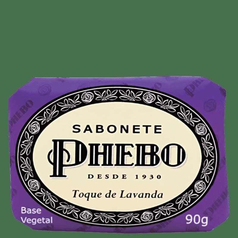 Phebo Lavanda - Sabonete em Barra 90g