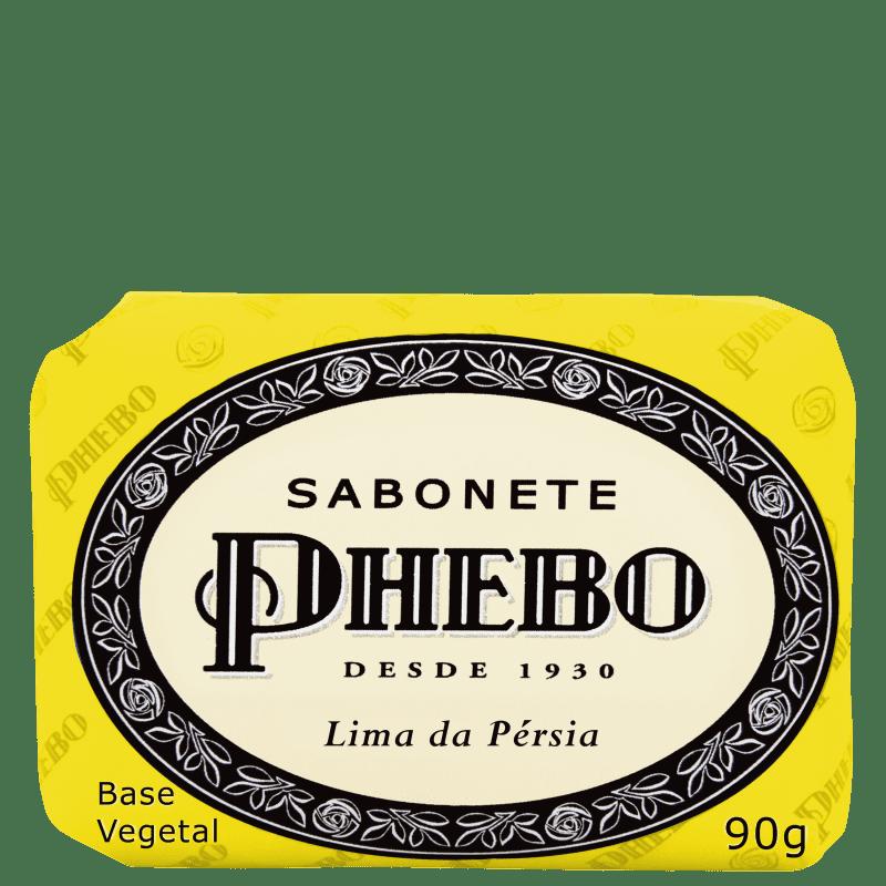Phebo Lima da Persia - Sabonete em Barra 90g
