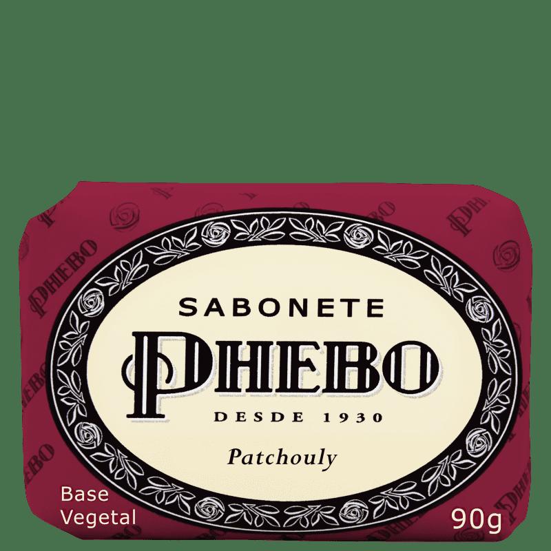 Phebo Patchouly - Sabonete em Barra 90g