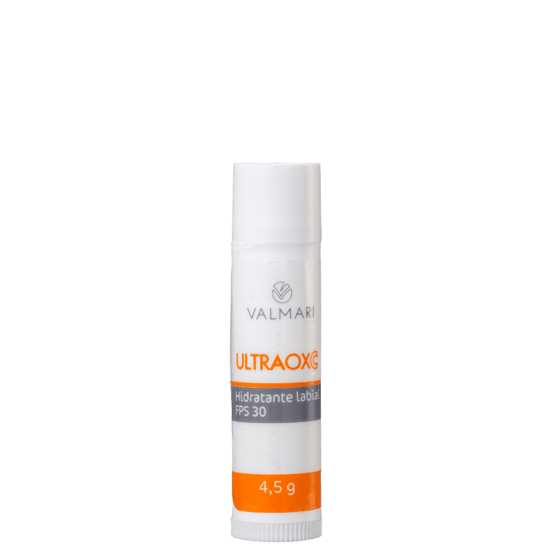 Valmari Ultraox C FPS 30 - Hidratante Labial 4,5g