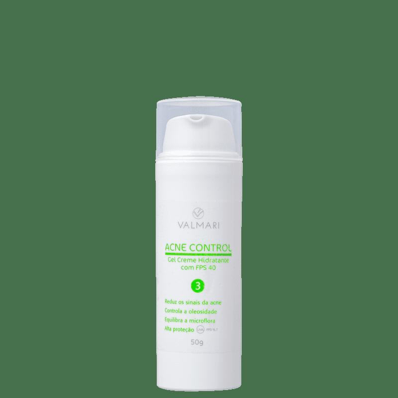 Valmari Acne Control FPS 40 - Gel Hidratante Antiacne 50g
