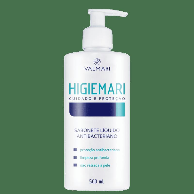 Valmari Higiemari Antibacteriano - Sabonete Líquido 500ml