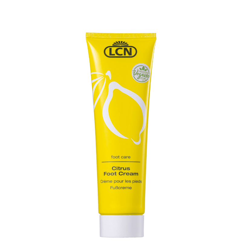 LCN Citrus Foot - Creme para os Pés 100ml