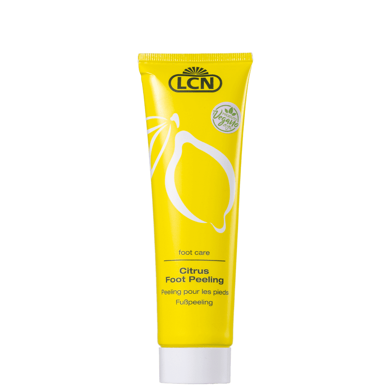 LCN Citrus Foot Peeling - Esfoliante para os Pés 100ml