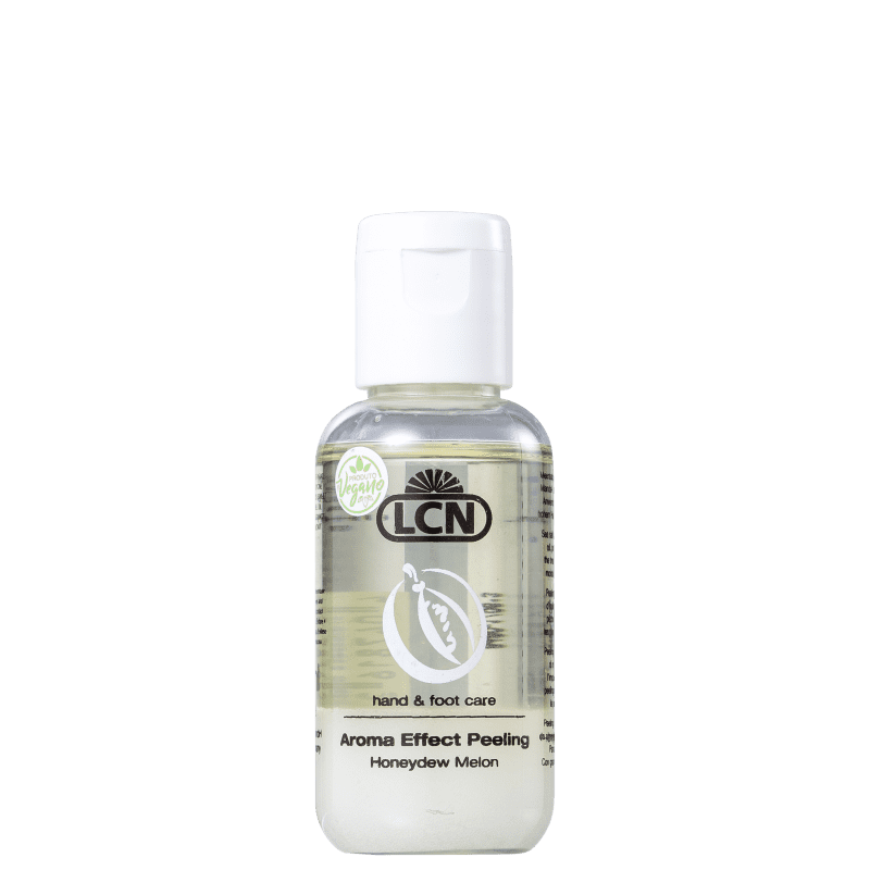 LCN Aroma Effect Peeling Honeydew Melon - Tratamento para Mãos e Pés 50ml