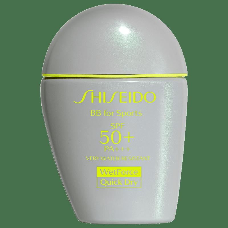 Shiseido BB For Sports FPS 50 Medium - Base 30ml