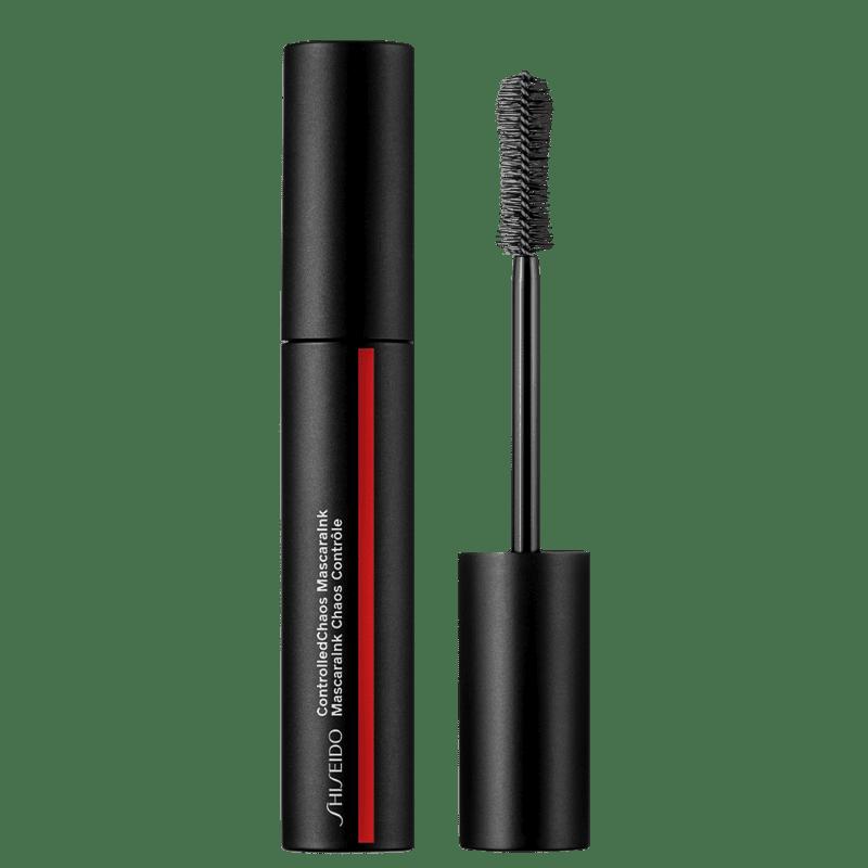 Shiseido ControlledChaos MascaraInk Preto - Máscara de Cílios 11,5ml