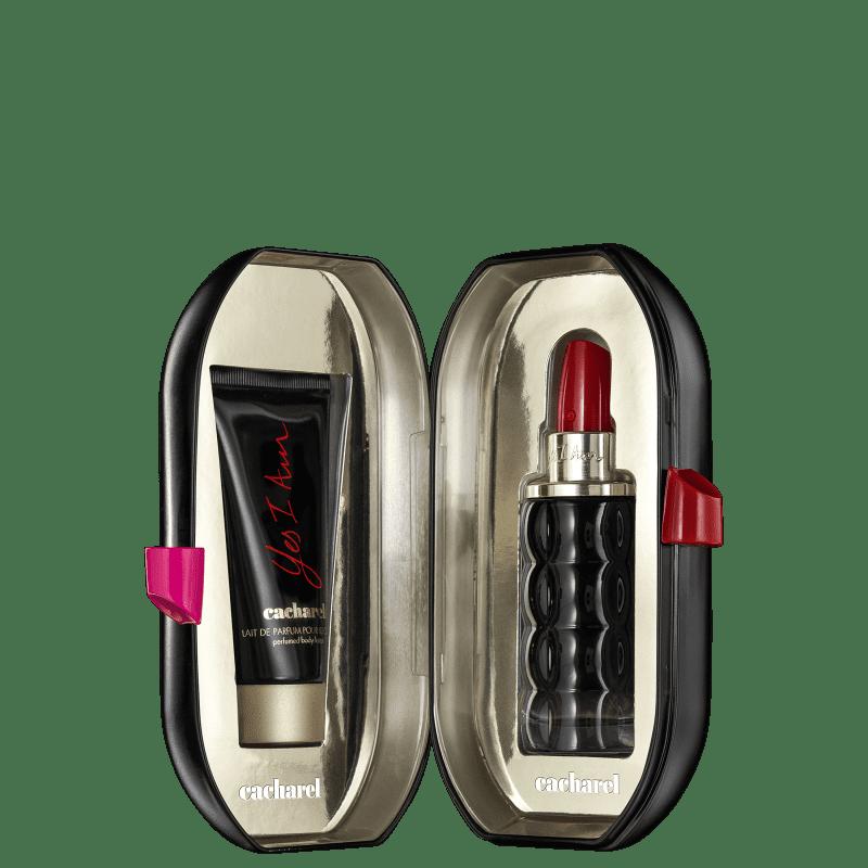 Conjunto Yes I Am Cacharel Eau de Parfum 50ml + Loção Corporal 50ml