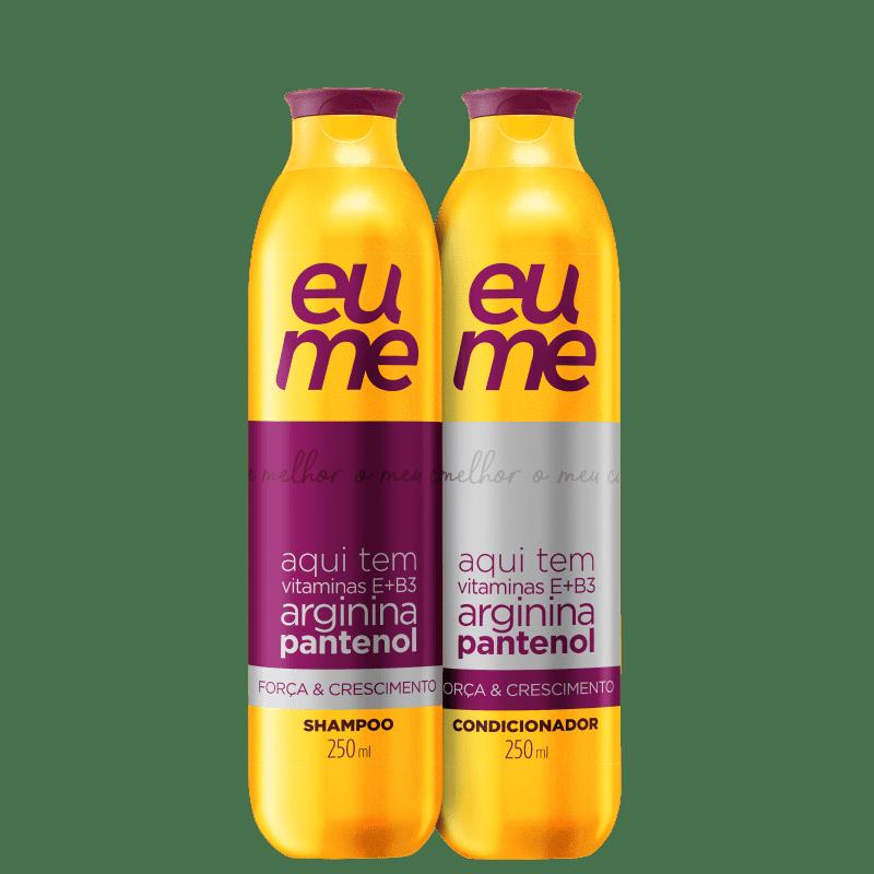 Kit Eume Força & Crescimento Duo (2 Produtos)