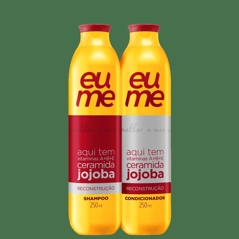 Kit Eume Reconstrução Duo (2 Produtos)