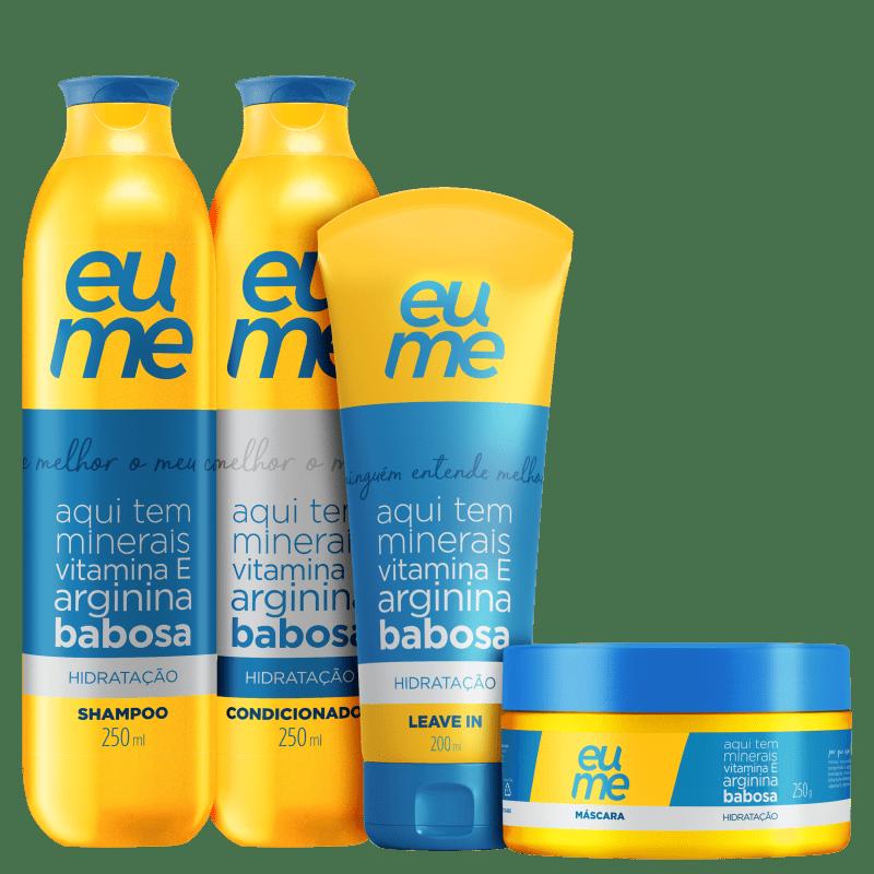 Kit Eume Hidratação Completo (4 Produtos)