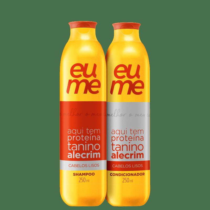 Kit Eume Cabelos Lisos Duo (2 Produtos)