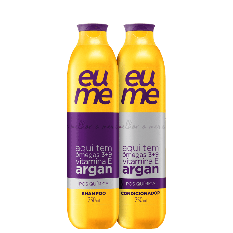 Kit Eume Pós Química Duo (2 Produtos)