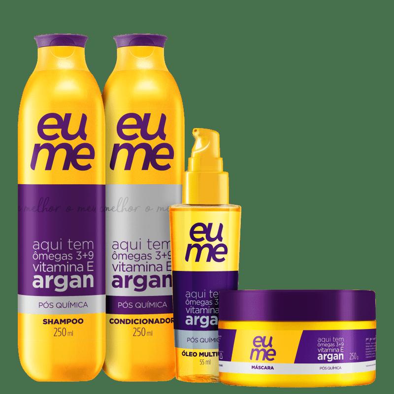 Kit Eume Pós Química (4 Produtos)