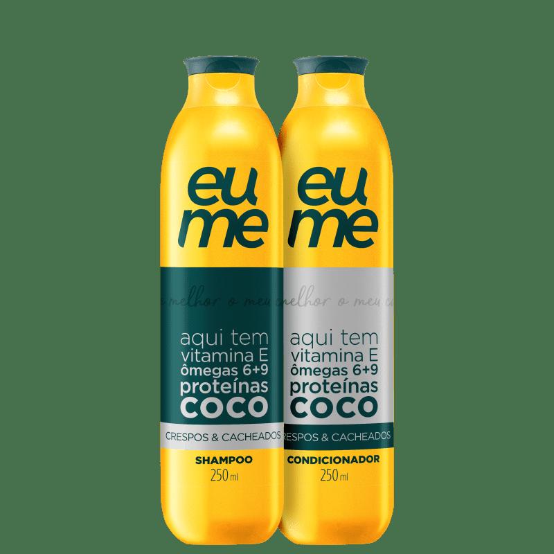 Kit Eume Crespos & Cacheados Duo (2 Produtos)