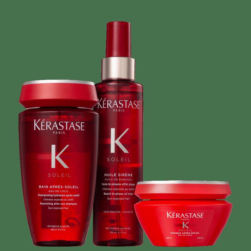 Kit Kérastase Soleil (3 Produtos)