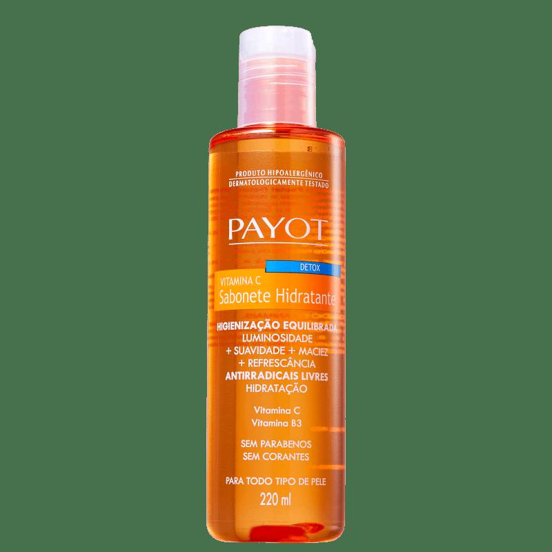 Payot Detox Vitamina C - Sabonete Líquido 220ml