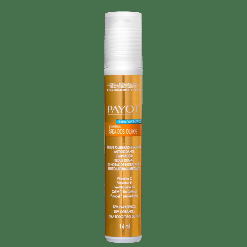 Payot Vitamina C - Sérum Anti-Idade para Área dos Olhos 14ml