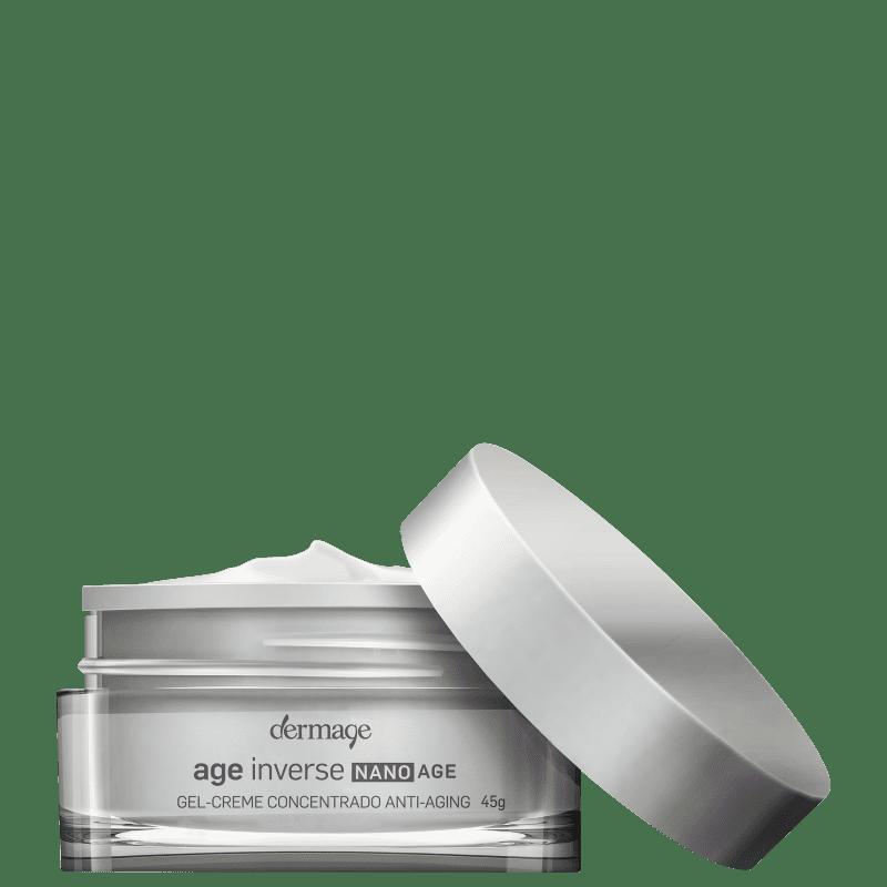 Dermage Age Inverse Nanoage - Gel Anti-Idade 45g
