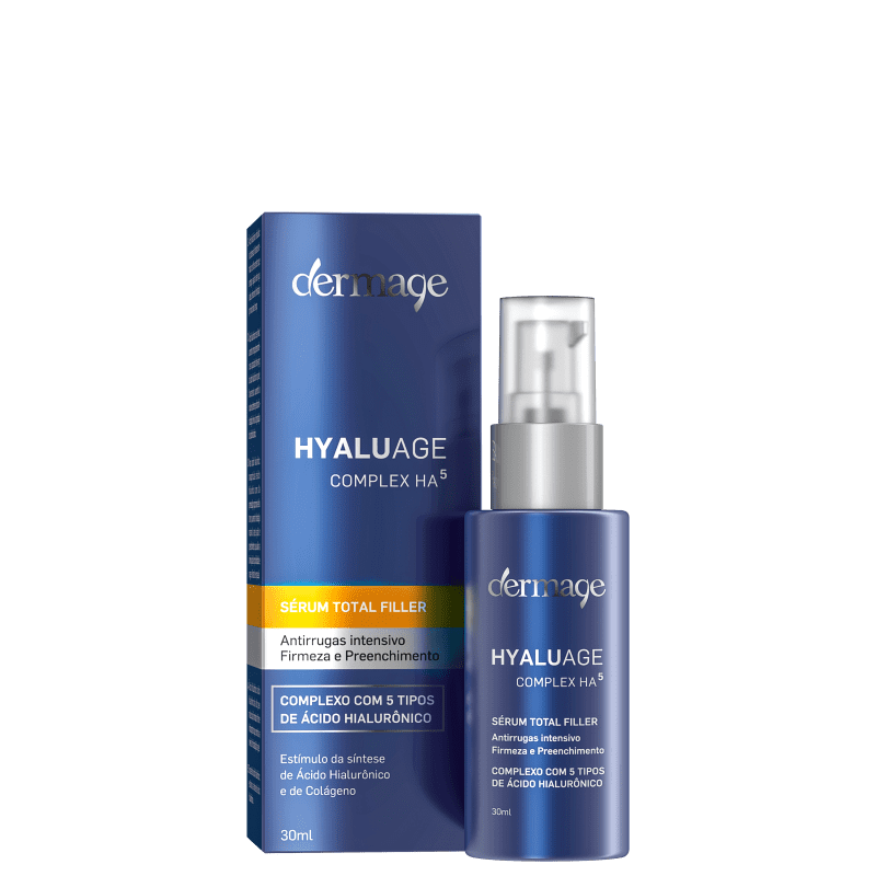 Dermage Hyaluage Complex HA5 - Sérum Anti-Idade 30ml