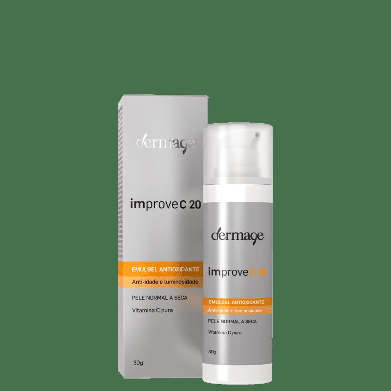 Dermage Improve C 20 - Gel Antioxidante 30g