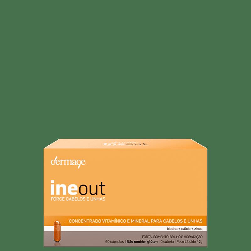 Dermage Ineout Force - Suplemento Vitamínico (60 cápsulas)