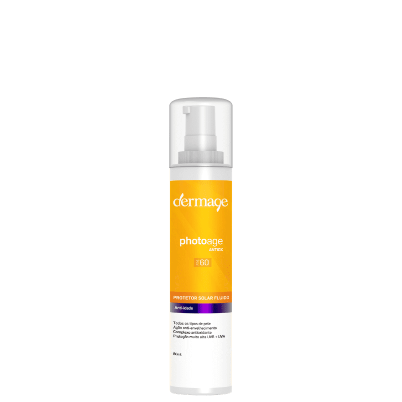 Dermage Photoage Antiox FPS 60 - Protetor Solar 50ml