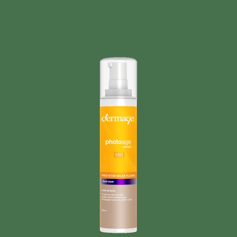 Dermage Photoage Antiox Color FPS 60 - Protetor Solar Facial 50ml