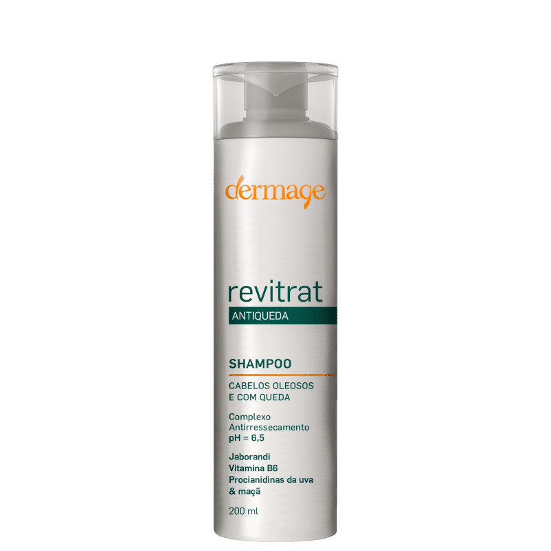 Dermage Revitrat - Shampoo Antiqueda 200ml