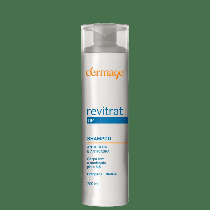 Dermage Revitrat OP - Shampoo Antiqueda 200ml