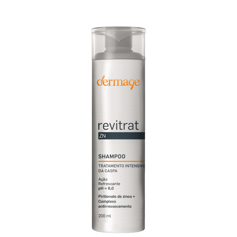 Dermage Revitrat ZN - Shampoo Anticaspa 200ml