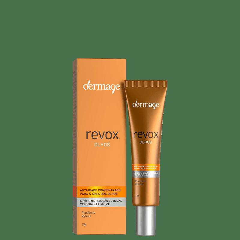 Dermage Revox Anti-idade - Creme para Área dos Olhos 15g
