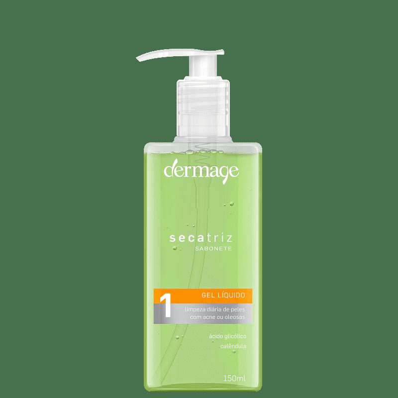 Dermage Secatriz - Sabonete Líquido Facial 150ml