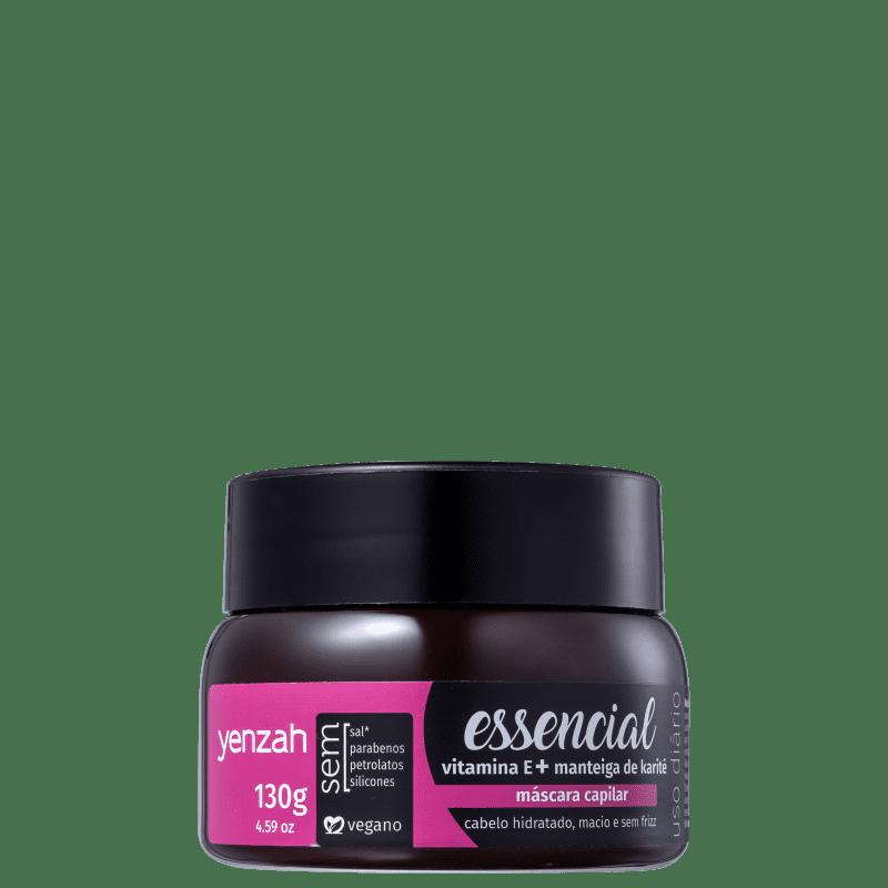 Yenzah Essencial - Máscara Capilar 130g