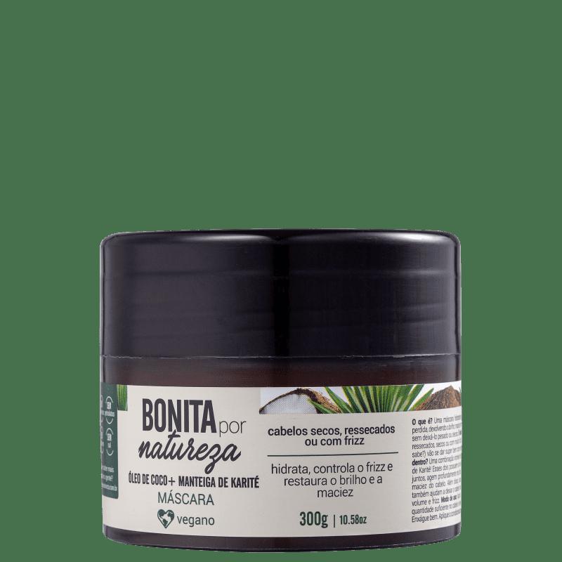 Bonita por Natureza Coco - Máscara Capilar 300g