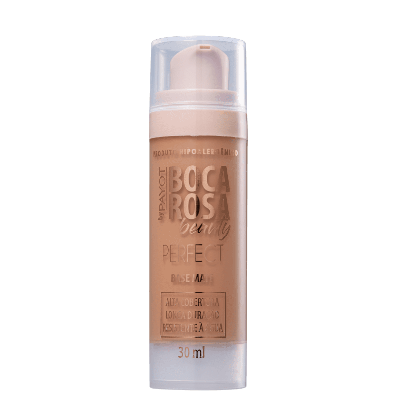 Payot Boca Rosa Beauty 7 Marcia - Base Líquida 30ml