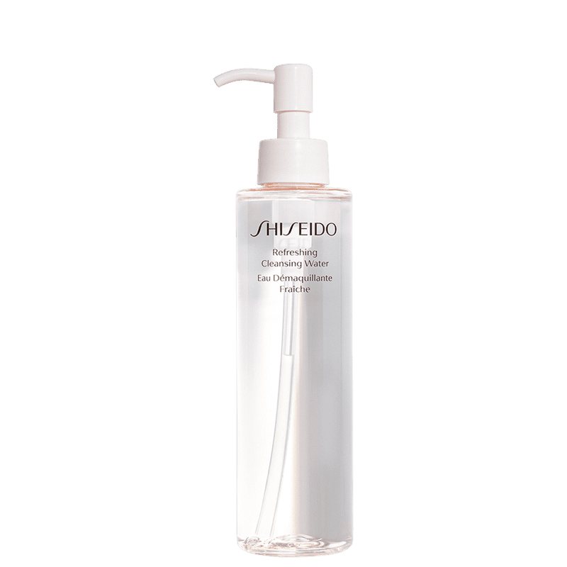 Shiseido Refreshing Cleansing Water - Demaquilante 180ml