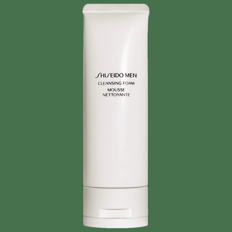 Shiseido Men - Espuma de Limpeza Facial 125ml