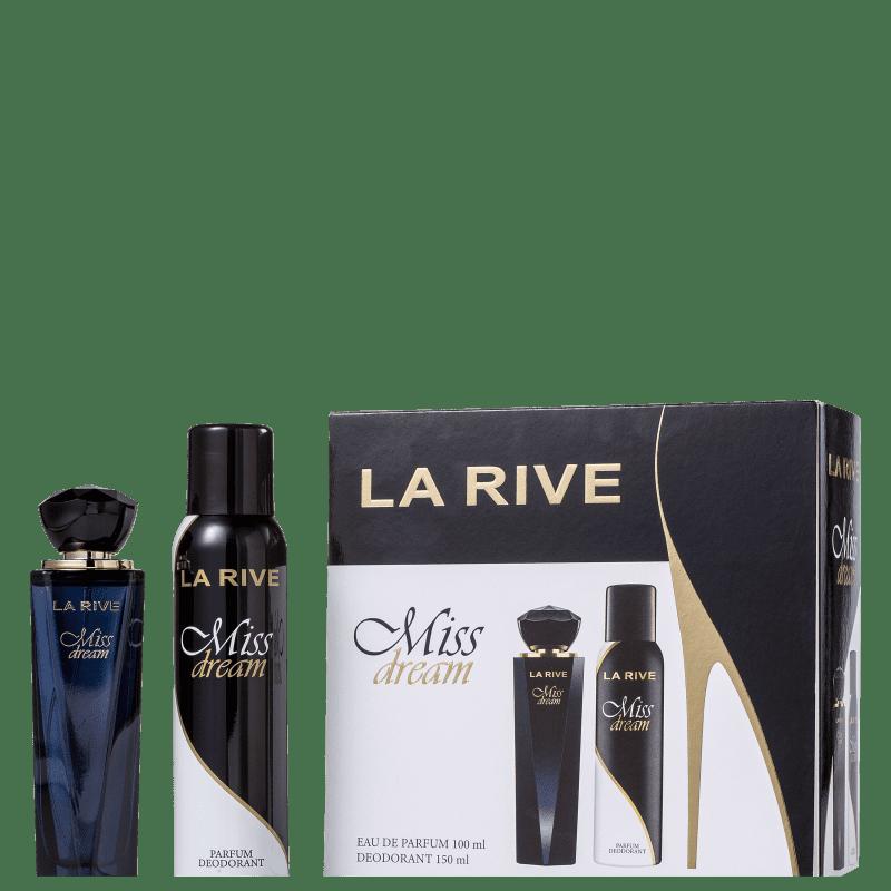 Conjunto La Rive Miss Dream - Eau de Toilette 100ml + Desodorante 150ml